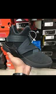 Brand New Nike Lebron 12 Triple Black + Free Shipping and Express Shipping 1-2 Days ONLY with Tracking Number