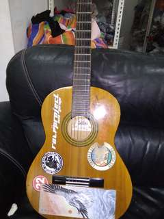 #JULY100 Guitar Acoustic