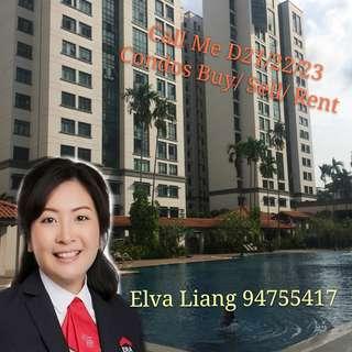 Bukit Panjang 3Room condo for Rental
