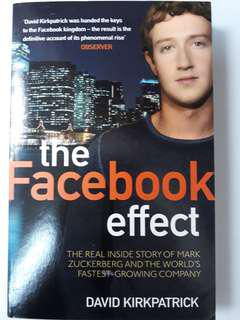 NEW  Facebook Effect Book