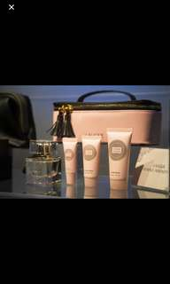 Lalique suite class female kit with perfume