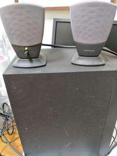 Harman/kardon speaker set