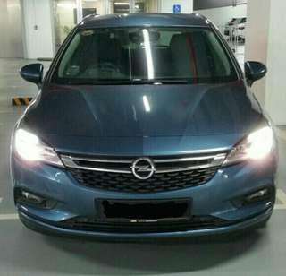 Opel Astra Sports Tourer 1.0 Auto Easytronic