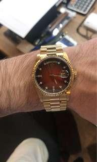Rolex Day-Date 18238 Stella Vignette