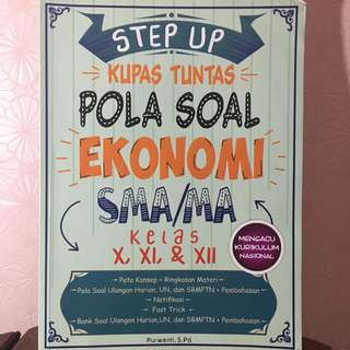 Step Up Pola Soal Ekonomi