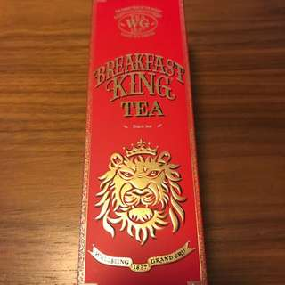 全新 Tea WG Breakfast King Tea 茶葉 (100g)