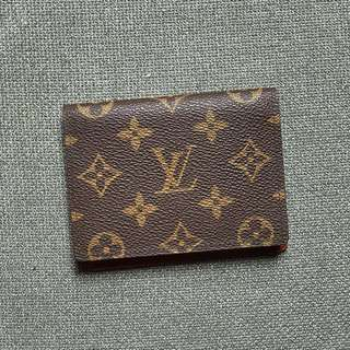 Authentic Louis Vuitton Card Holder/ Wallet