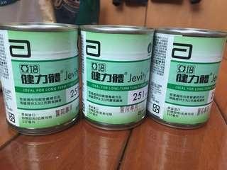 🚚 亞培健力體飲品*3&腎補納*1