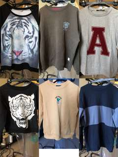 CHEAP VINTAGE JUMPERS