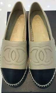 New Chanel Espadrilles Shoes