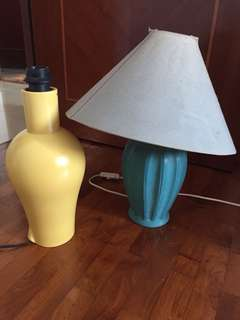 Table lamp (need to buy shade yourself)