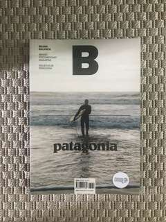 Magazine B: Patagonia, issue 38.
