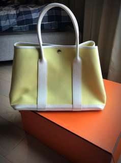 Hermes GP 36 canvas 90% new