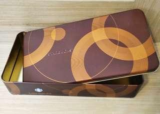 🚚 星巴克 鐵盒