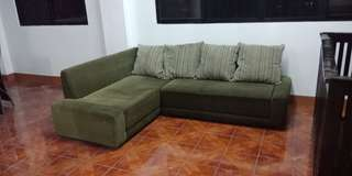 Shape L sofa