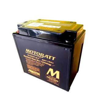 Motobatt Quadflex Battery MBYZ16HD