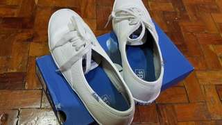 Keds Leather in White