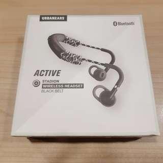 Urbanears Stadion Wireless Headset in black