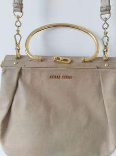 MiuMiu vintage sling bag