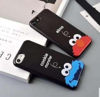 Sesame street phone case