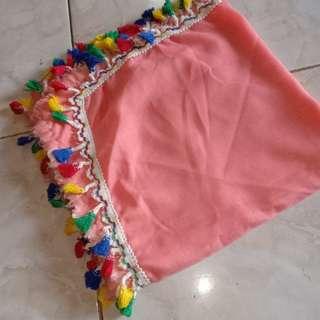 Segiempat jilbab