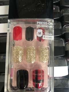 Dashing diva innisfree etuid house stick on nails