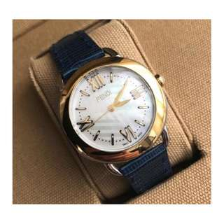 義大利品牌 Fendi 官網主打款 高端SELLERIA系列 石英 女錶 女士 手錶 腕錶 (WT49-850)