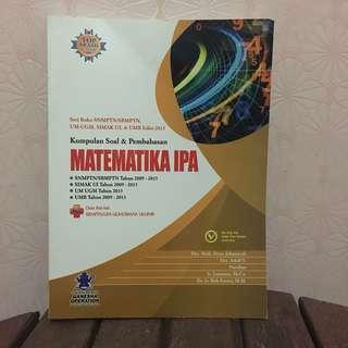 Kumpulan Soal Matematika IPA GO