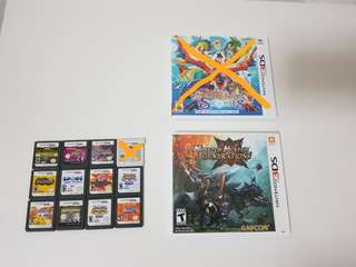 🚚 3DS and DS Games for Sale!