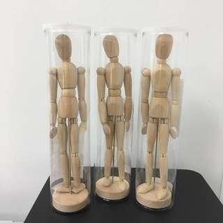 🚚 IKEA GESTALTA Figure model wood mannequin