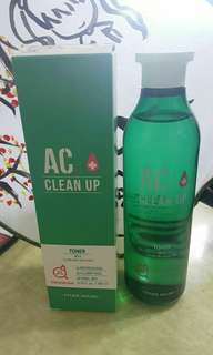 Etude House AC+ Clean up  Toner