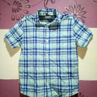 Authentic H&M polo Shirt(Size 6-8y/o)