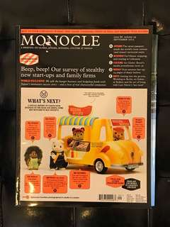 MONOCLE - Issue 86