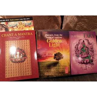 Buddhist books