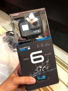 🚚 GoPro hero6 black 全新全配