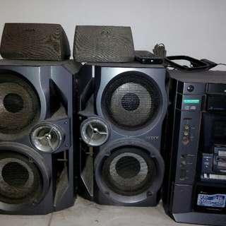 Sonny CD Hifi Compo