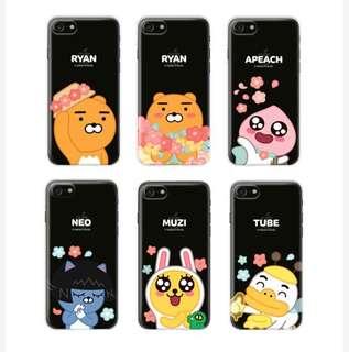 Kakao friends Ryan Apeach iPhone Case sumsung phone case