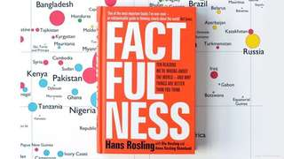 Factfulness: Ten Reasons We're Wrong About the World — and Why Things Are Better Than You Think