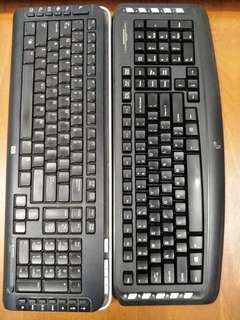 Faulty hp bluetooth keyboards