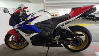 CBR 600RR with ABS