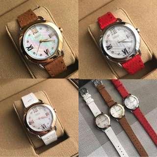 義大利品牌 Fendi 官網主打款 高端SELLERIA系列 石英 女錶 女士 手錶 腕錶 3色 (WT55-850)