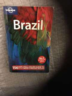 Lonely Planet Guide to Brazil