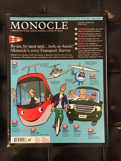 Monocle Issue 84