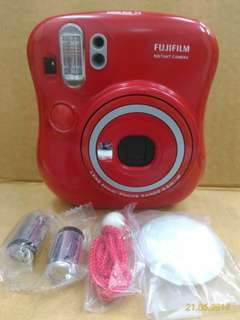 Fujifilm Instax Mini 25 Red