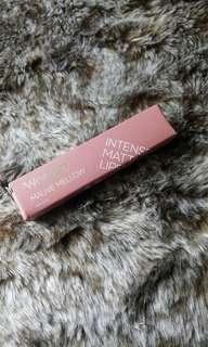 Wardah Intense Matte Lipstik Shade 04 - Mauve Mellow
