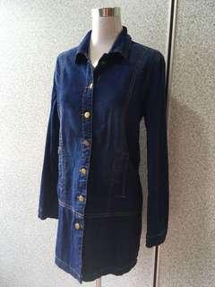 Blue Jeans Dress
