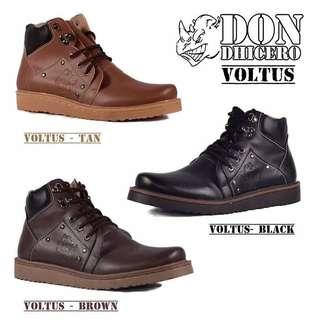 Sepato boots pria voltus