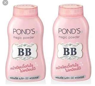 Pond's Magic B.B. Powder