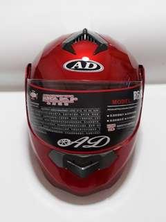 Helmet - Red