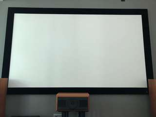 "100"" Wall Mounted Projector Screen for Home Theatre"